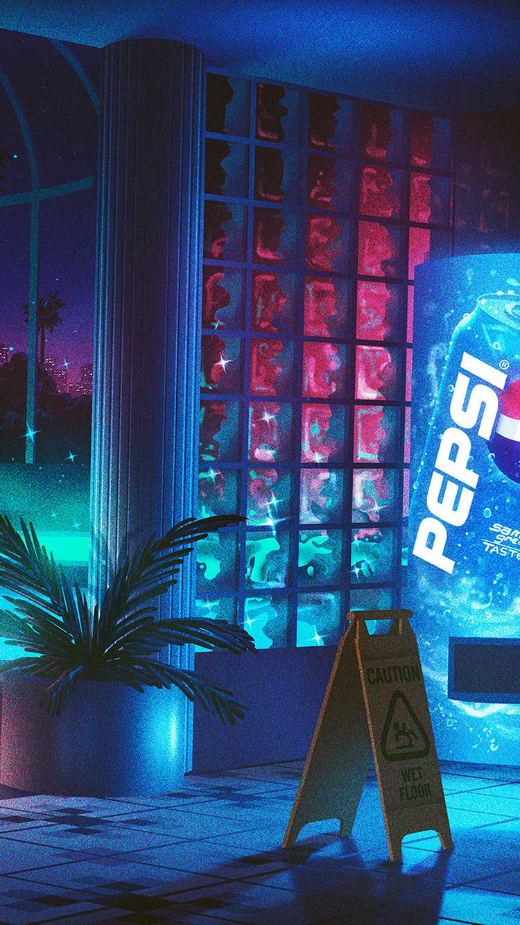 iPhone7papers.com-Apple-iPhone7-iphone7plus-wallpaper-bk30-art-pepsi-illust-night-hotel