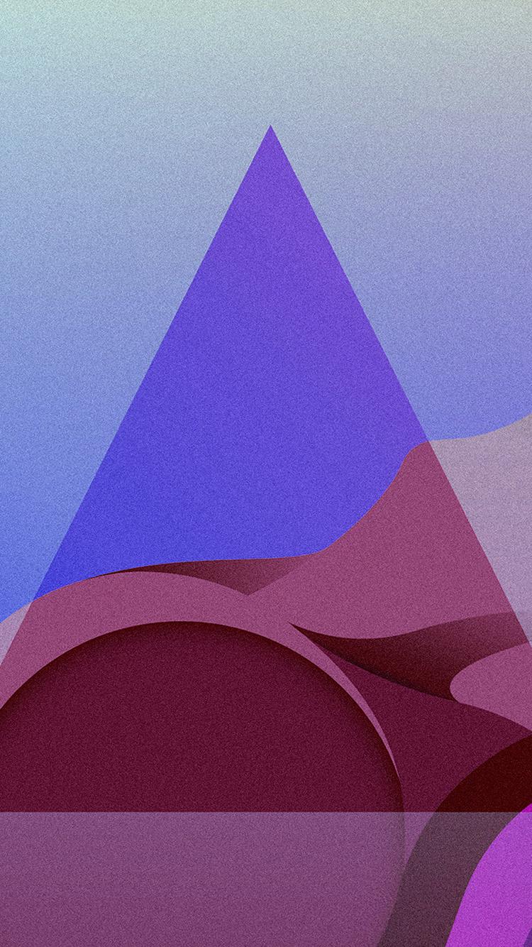 iPhone7papers.com-Apple-iPhone7-iphone7plus-wallpaper-bk40-art-triangle-blue-dot-purple