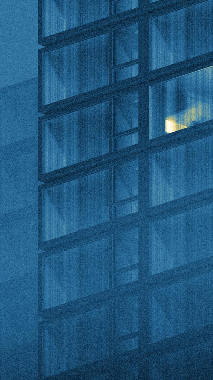 iPhone7papers.com-Apple-iPhone7-iphone7plus-wallpaper-bk54-art-blue-night-office-illust