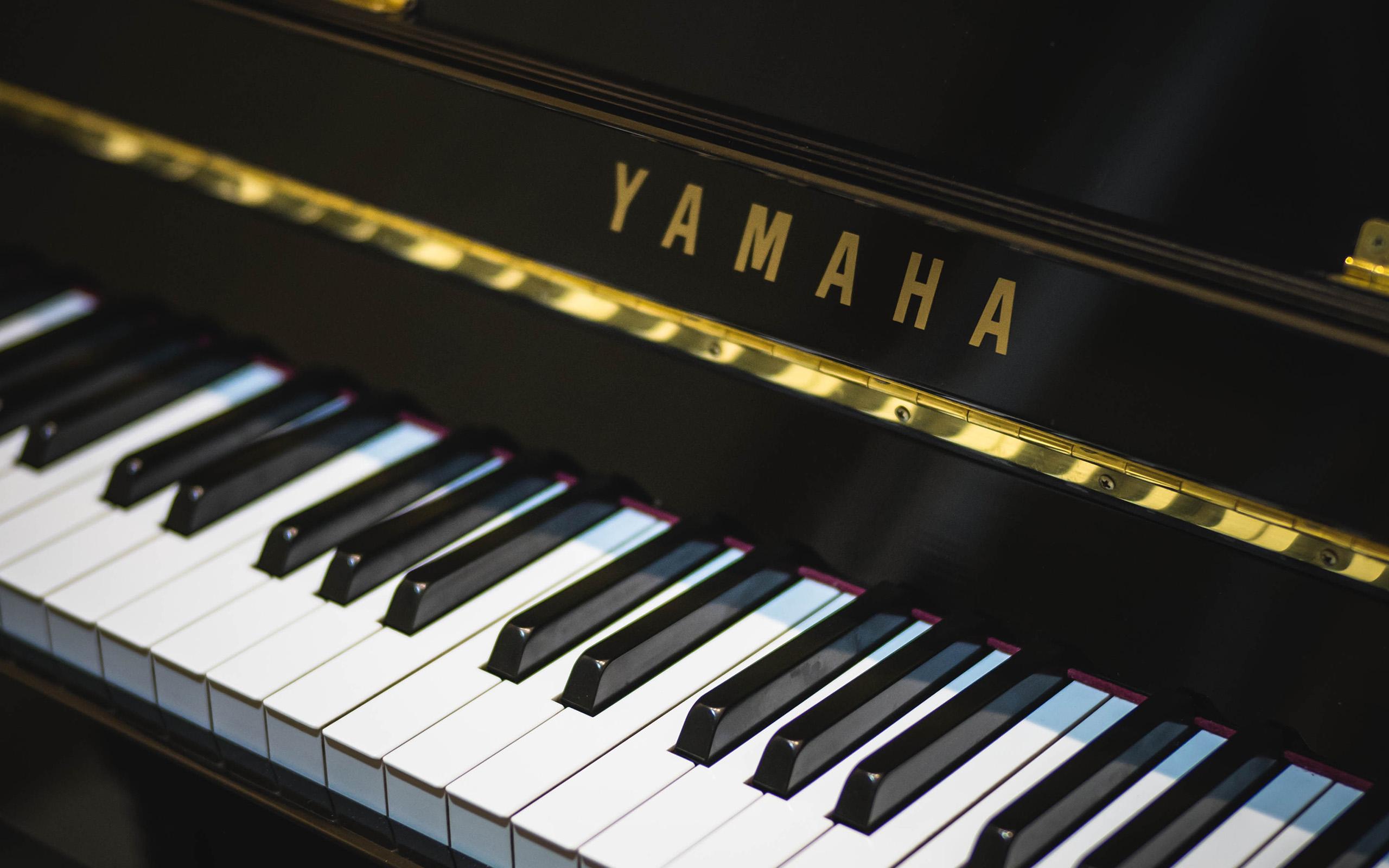Bl15 Art Piano Wallpaper