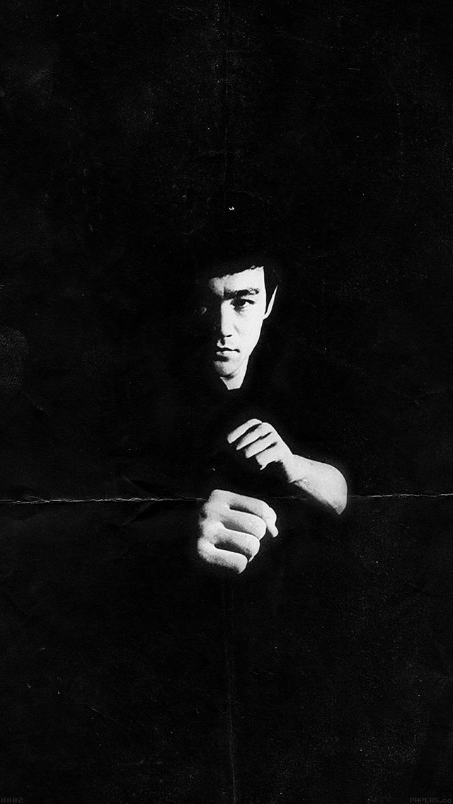 freeios8.com-iphone-4-5-6-ipad-ios8-ha02-bruce-lee-film-face