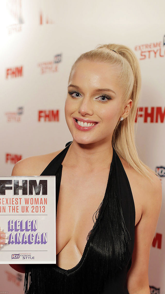 freeios8.com-iphone-4-5-6-ipad-ios8-ha06-helen-flanagan-girl-face