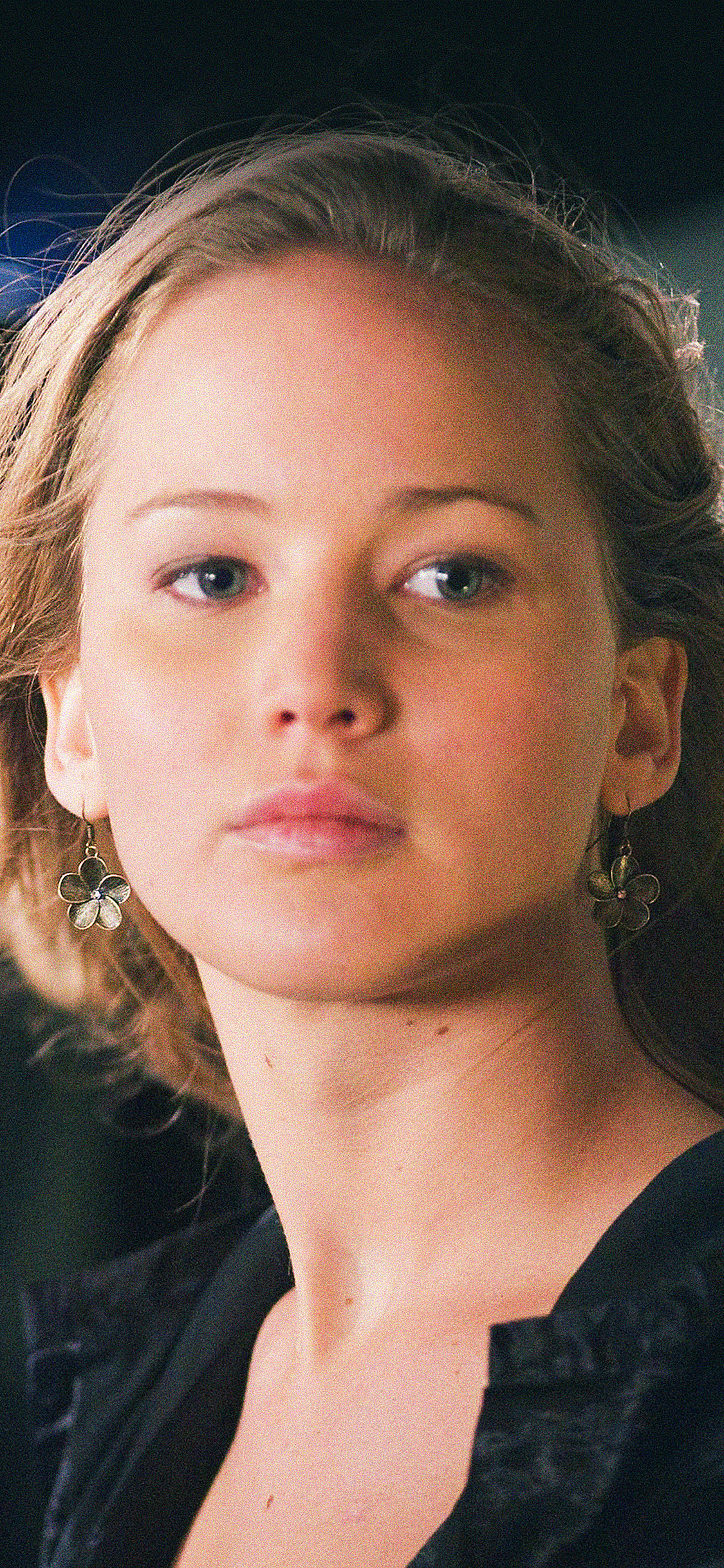 iPhoneXpapers.com-Apple-iPhone-wallpaper-ha07-jennifer-lawrence-natural-film-girl-face
