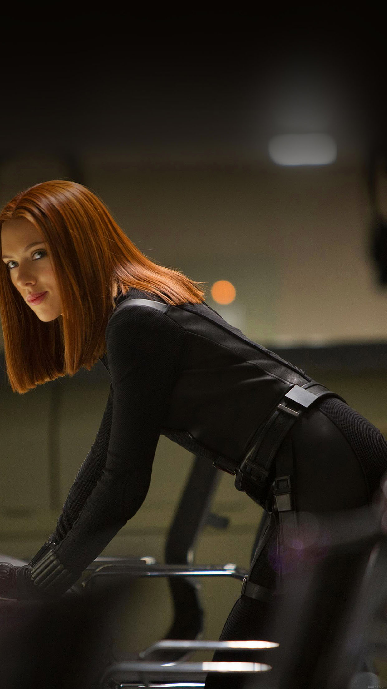 Scarlett johansson black widow wallpaper - photo#25