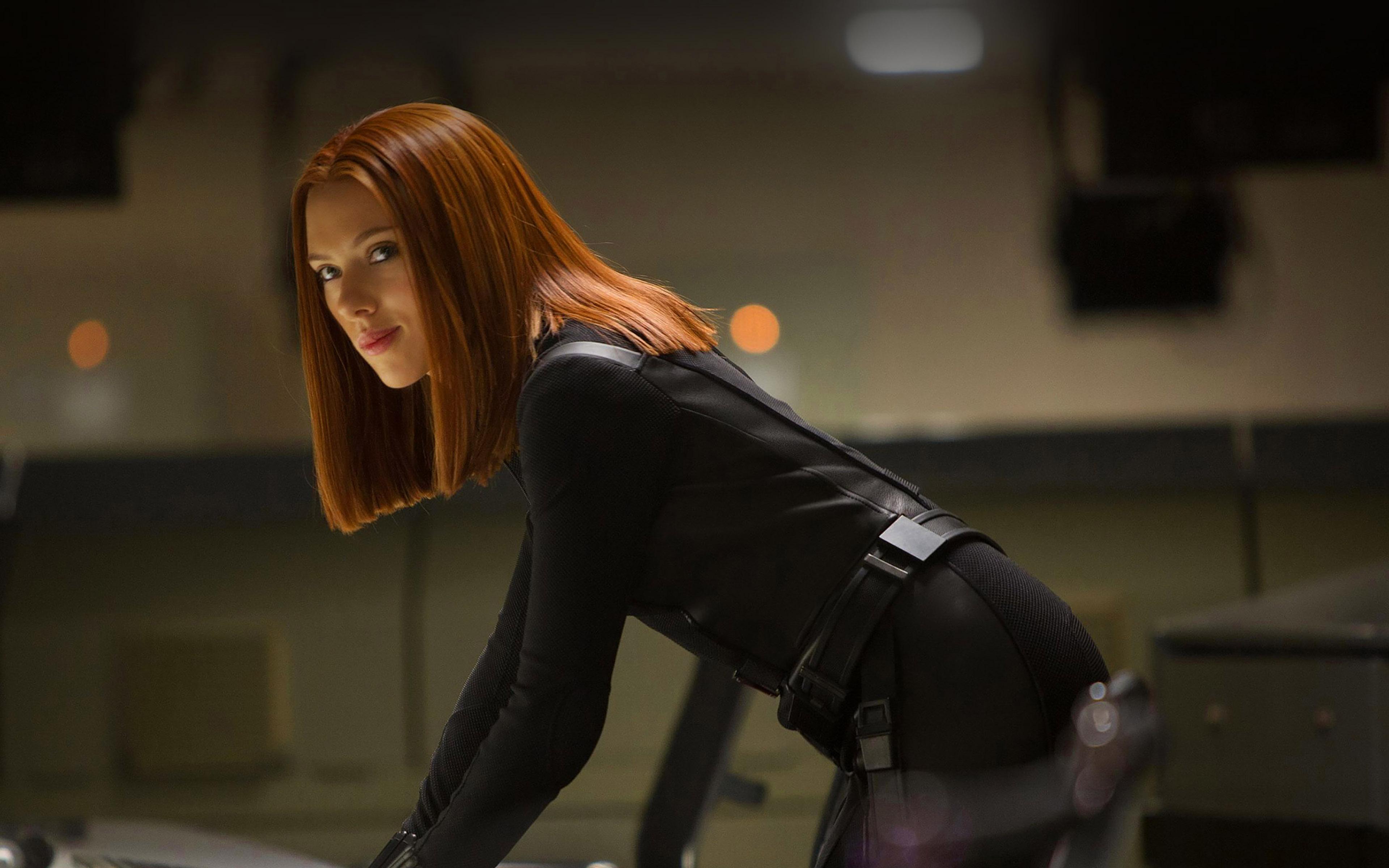 Ha70 Wallpaper Black Widow Scarlett Johansson Face Film Papers Co