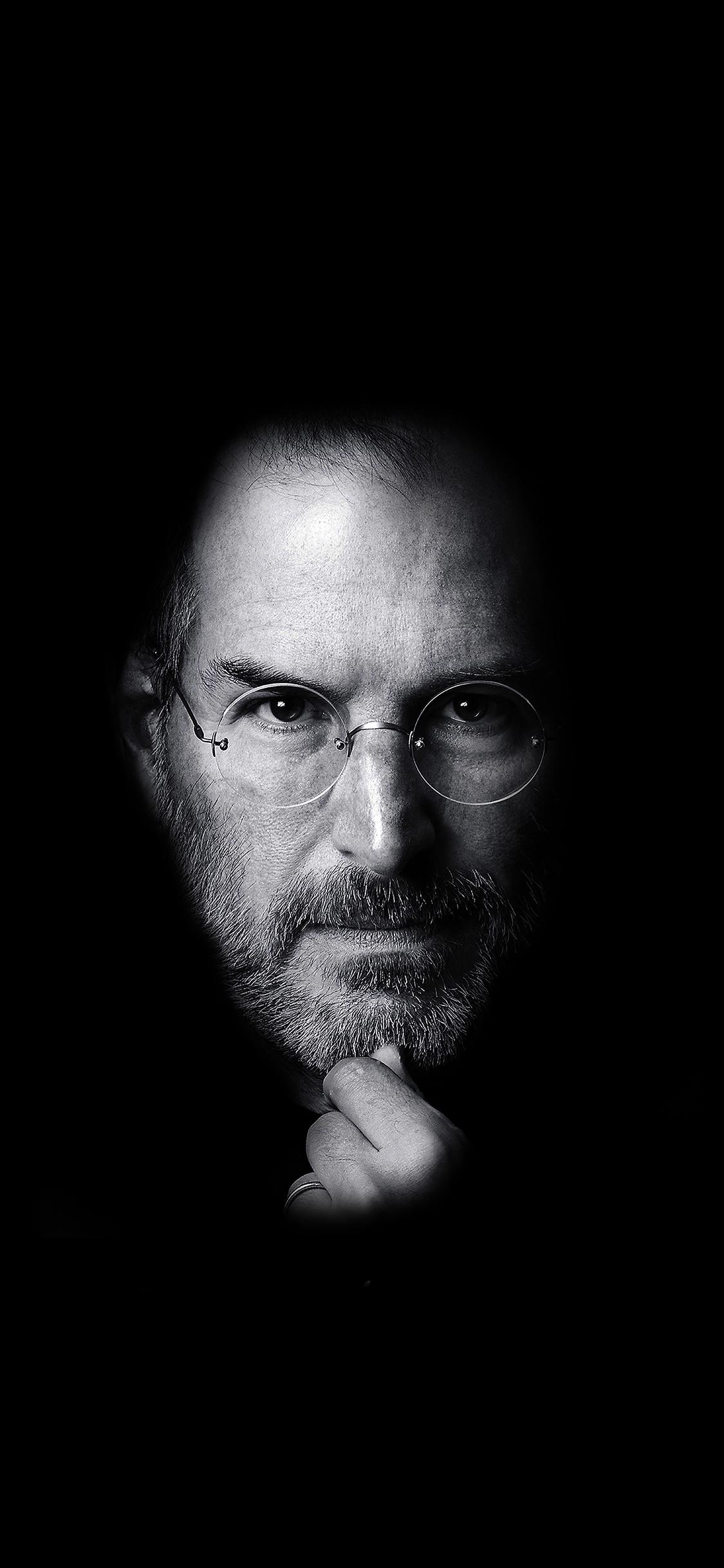 iPhoneXpapers.com-Apple-iPhone-wallpaper-ha87-wallpaper-steve-jobs-face-apple