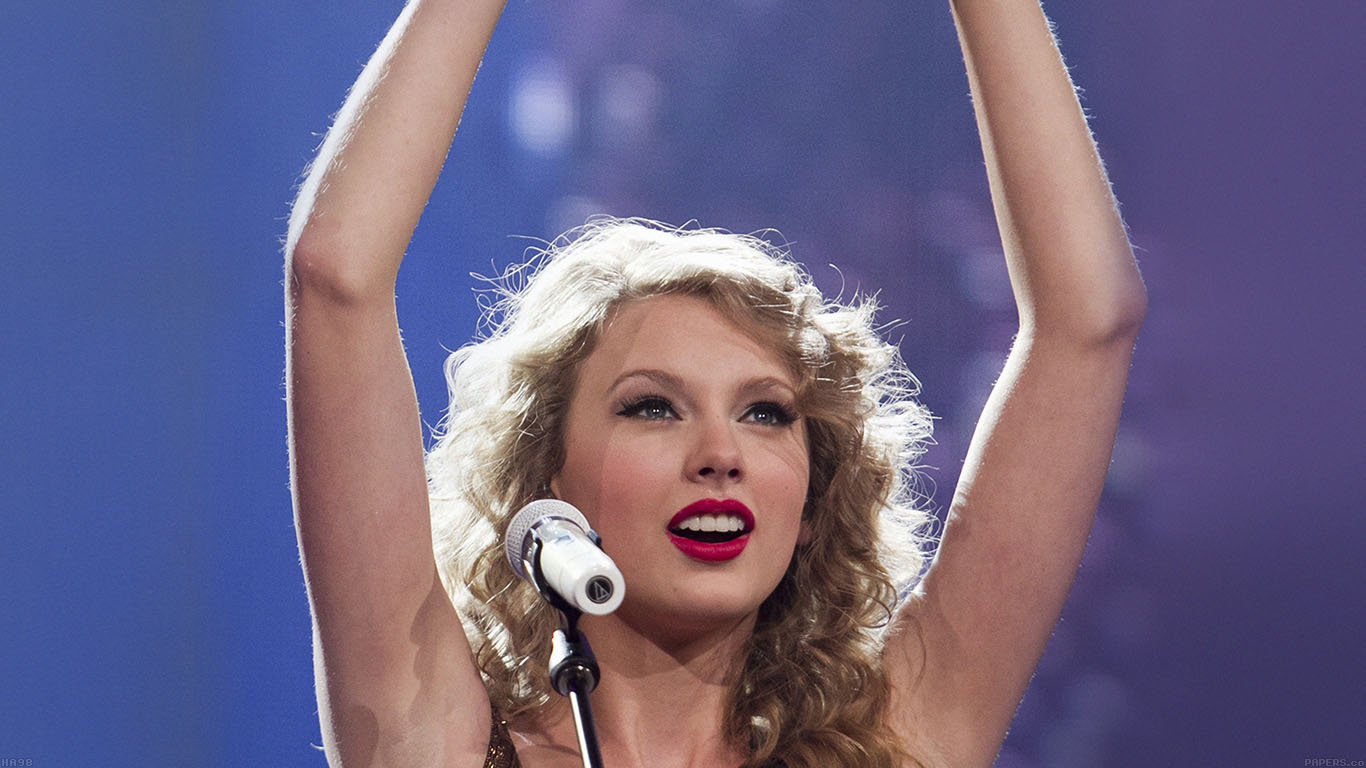 iPapers.co-Apple-iPhone-iPad-Macbook-iMac-wallpaper-ha98-wallpaper-taylor-swift-love-concert-music-girl-face