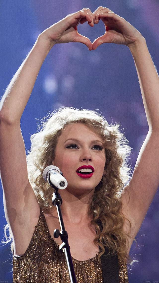 freeios8.com-iphone-4-5-6-ipad-ios8-ha98-wallpaper-taylor-swift-love-concert-music-girl-face