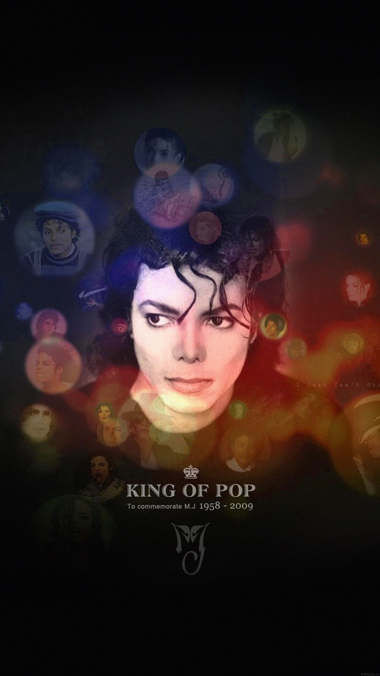 iphone7papers - hb00-wallpaper-michael-jackson-king-of-pops-face