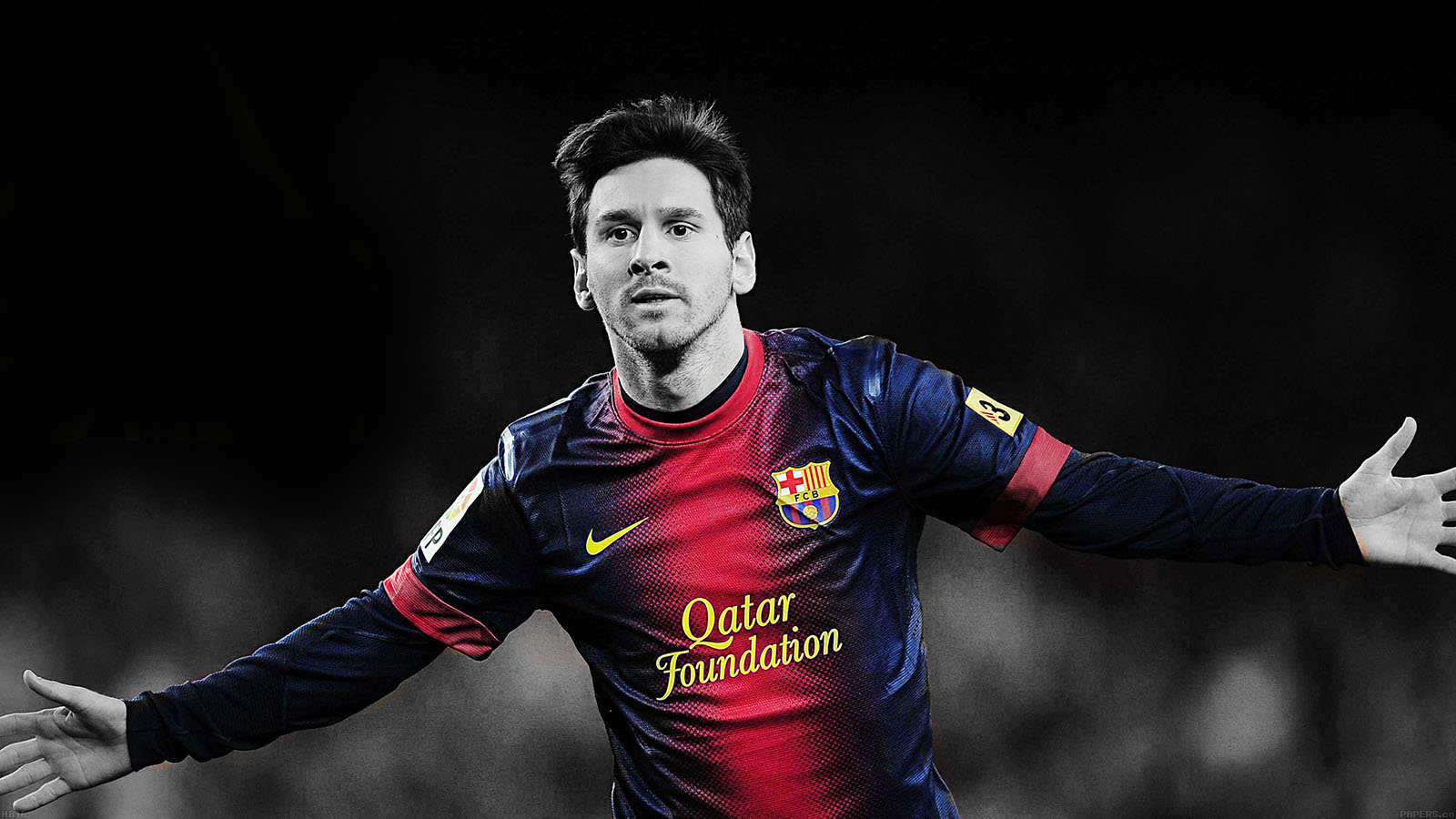 2048x2048 Lionel Messi Ipad Air Hd 4k Wallpapers Images: 1680 X 1050