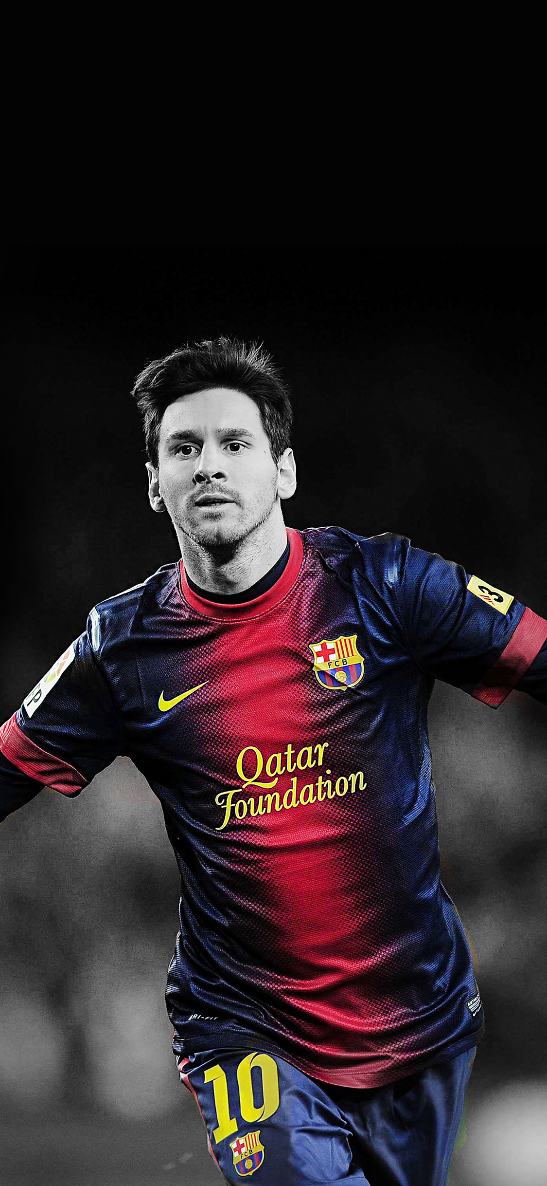 Iphonepapers Hb16 Wallpaper Messi Soccer Barcelona Sports