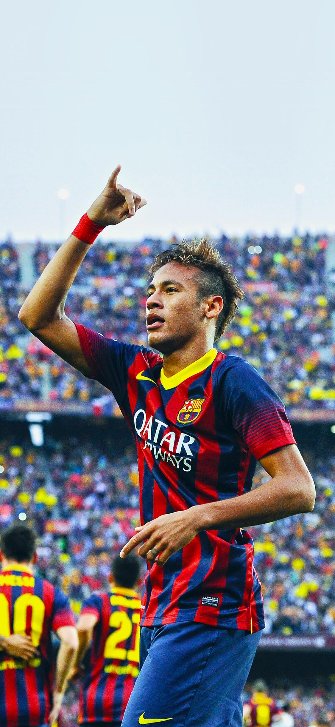 Hb18 Wallpaper Nemar Barcelona Soccer Sports Face Papers Co