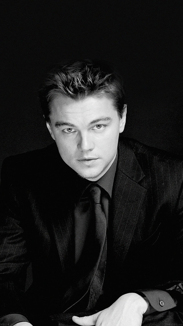 freeios8.com-iphone-4-5-6-ipad-ios8-hb24-wallpaper-leonardo-dicaprio-face-film