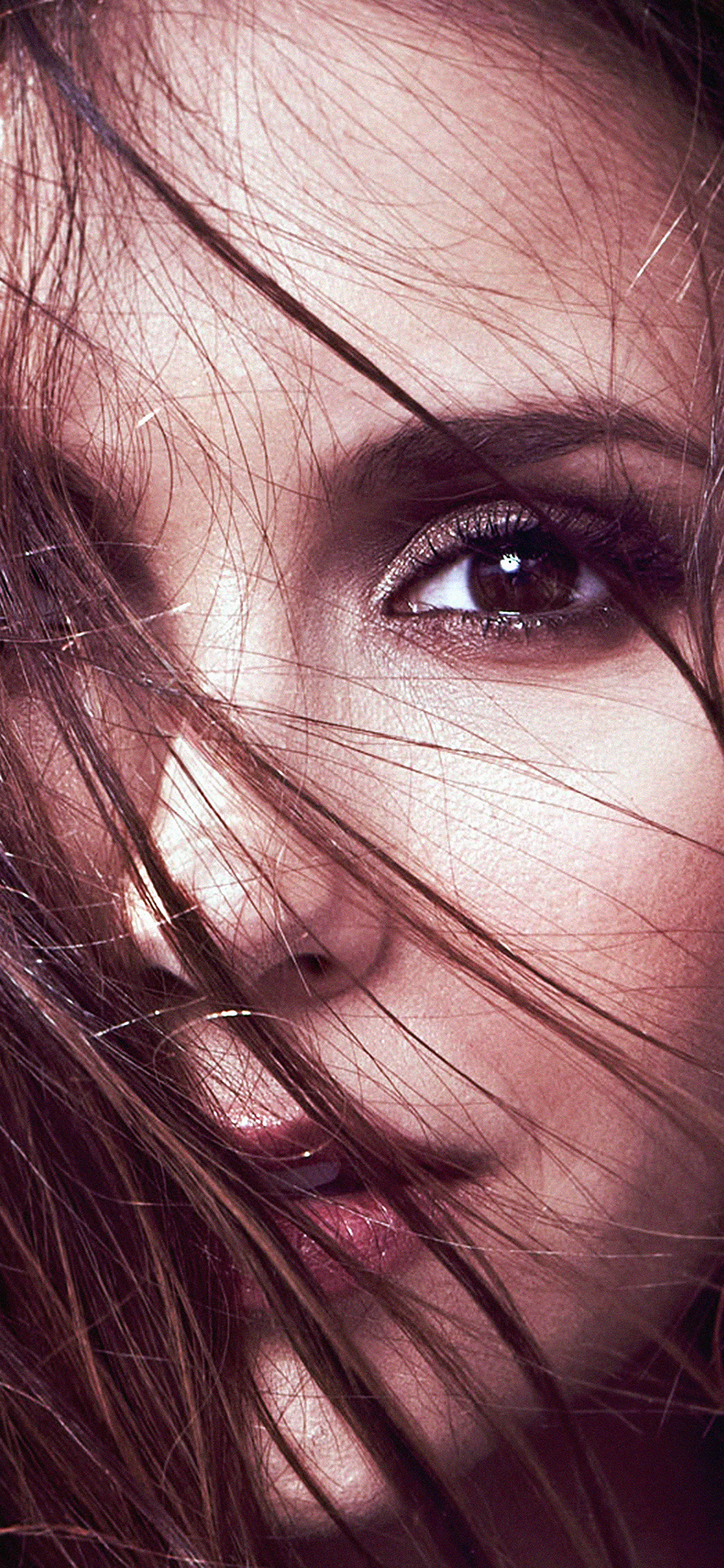 iPhoneXpapers.com-Apple-iPhone-wallpaper-hb38-wallpaper-nina-dobrev-face-film-star