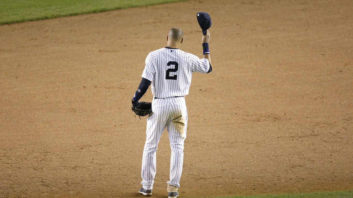 hb71-derek-jeter-no-2-last-game-sports - Papers.co
