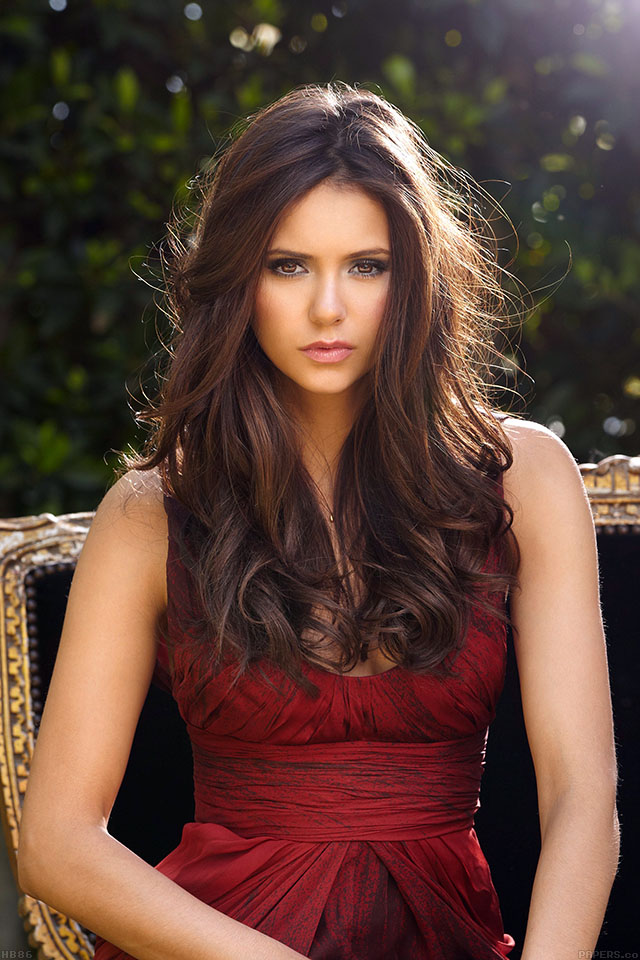freeios7.com-iphone-4-iphone-5-ios7-wallpaperhb86-nina-dobrev-actress-cute-iphone4