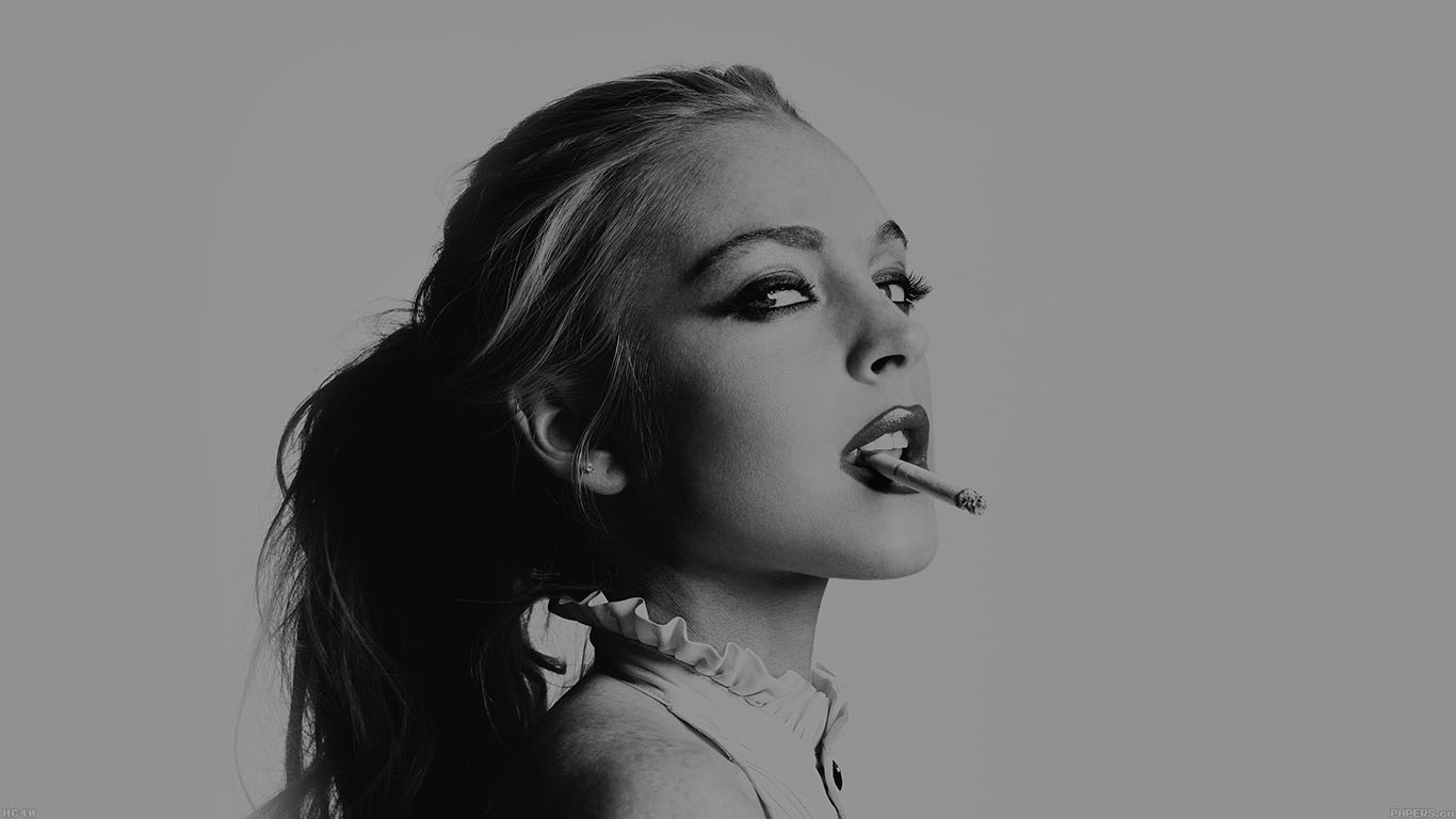 iPapers.co-Apple-iPhone-iPad-Macbook-iMac-wallpaper-hc40-lindsay-lohan-smoking-dark-lips-sexy-actress-celebrity-wallpaper