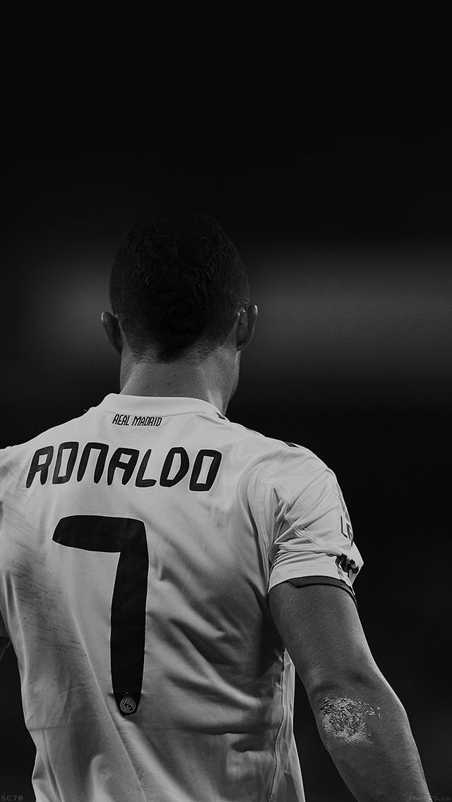 Aws 704 Series: Hc75-cristiano-ronaldo-7-real-madrid-soccer