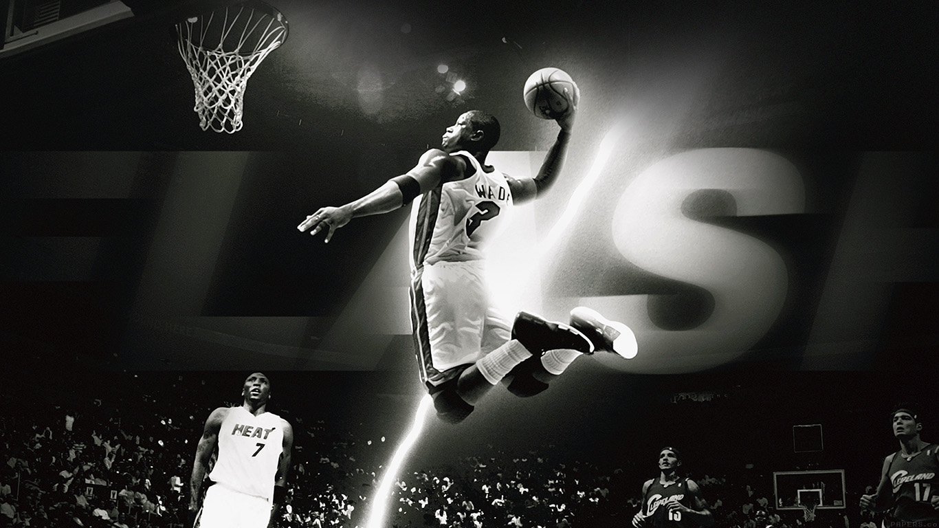 iPapers.co-Apple-iPhone-iPad-Macbook-iMac-wallpaper-hc84-dwyane-wade-dunk-nba-flash-sports-wallpaper