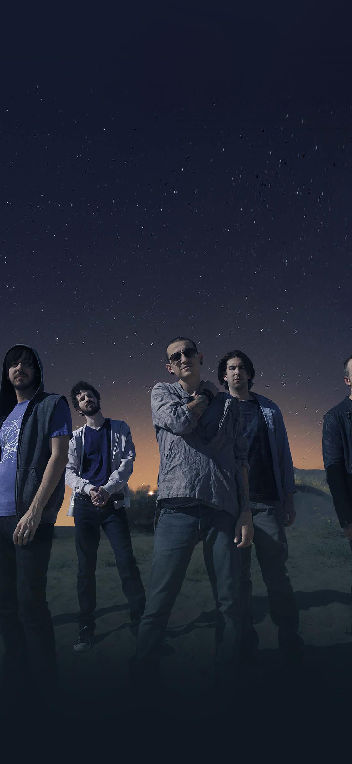 Hc88 Linkin Park Space Music Stars Celebrity