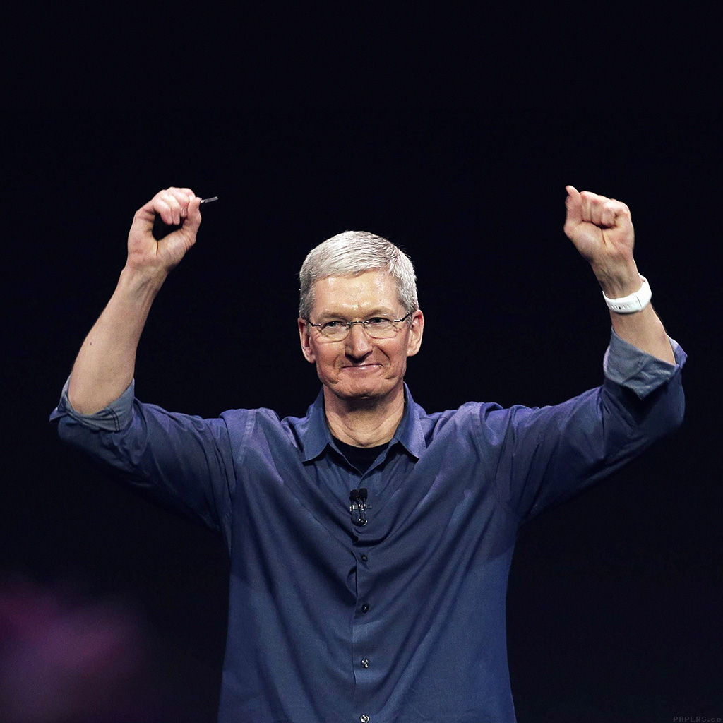 tim cook ceo Apple ceo tim cook will speak at the second annual loveloud festival at rice eccles stadium in salt lake city this saturday he will then introduce.