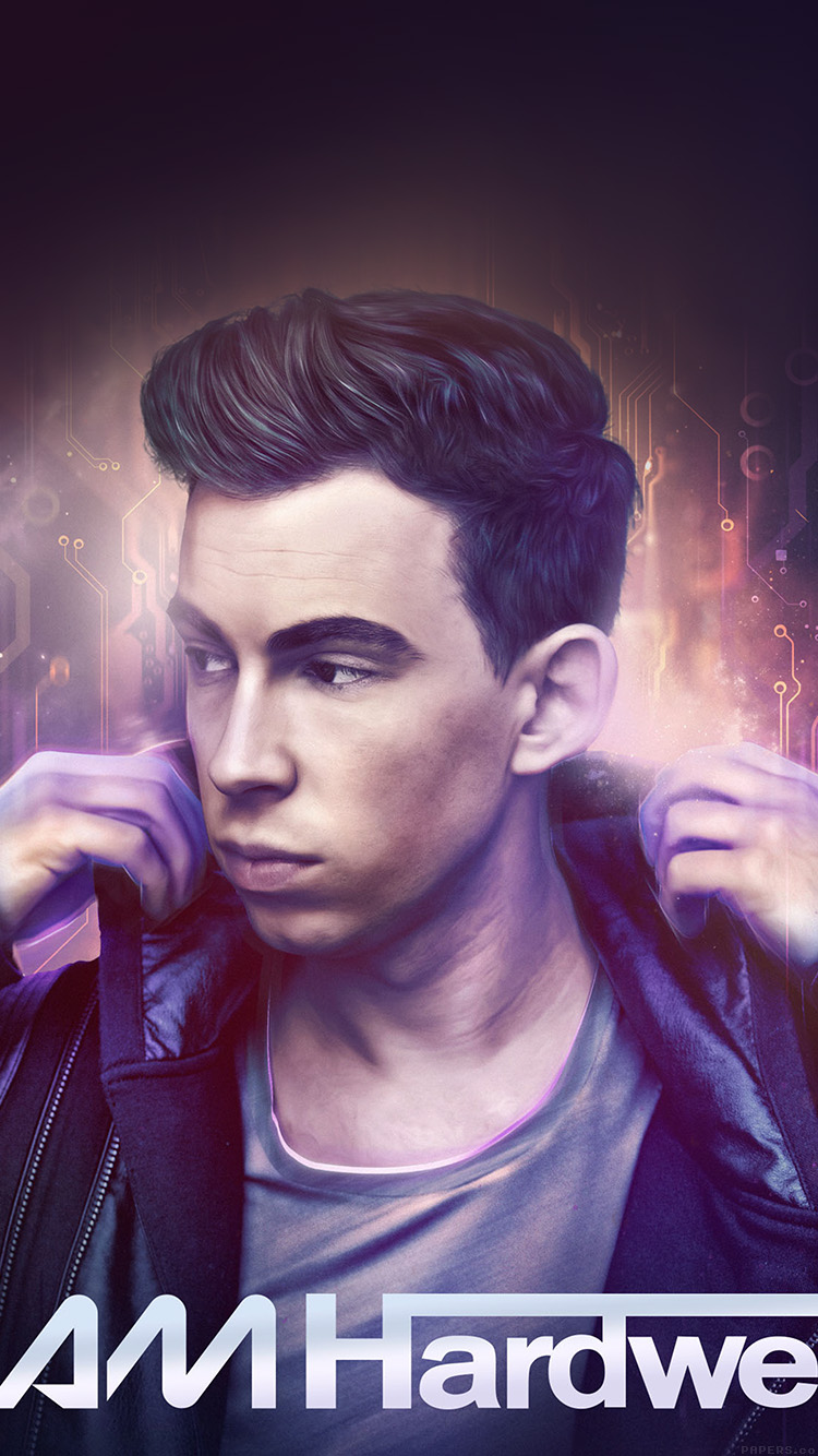 Papers.co-iPhone5-iphone6-plus-wallpaper-hd14-iam-hardwell-electro-house-dj-music