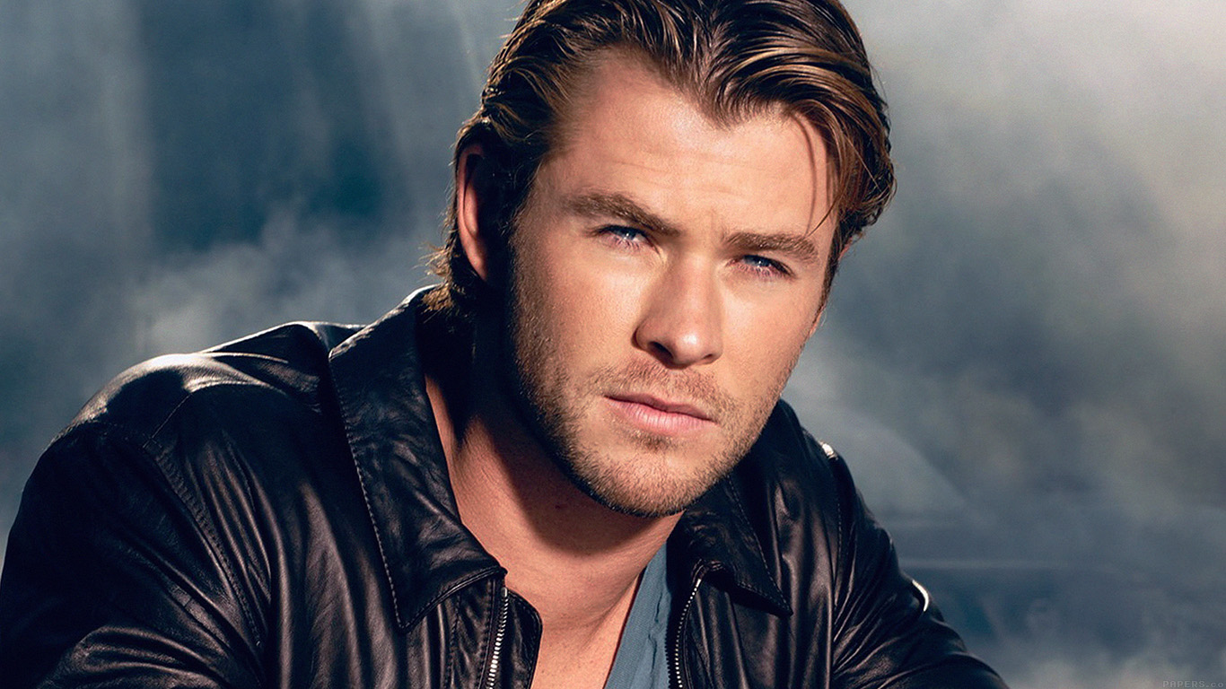 Wallpaper For Desktop Laptop Hd24 Chris Hemsworth Handsome Boy Actor