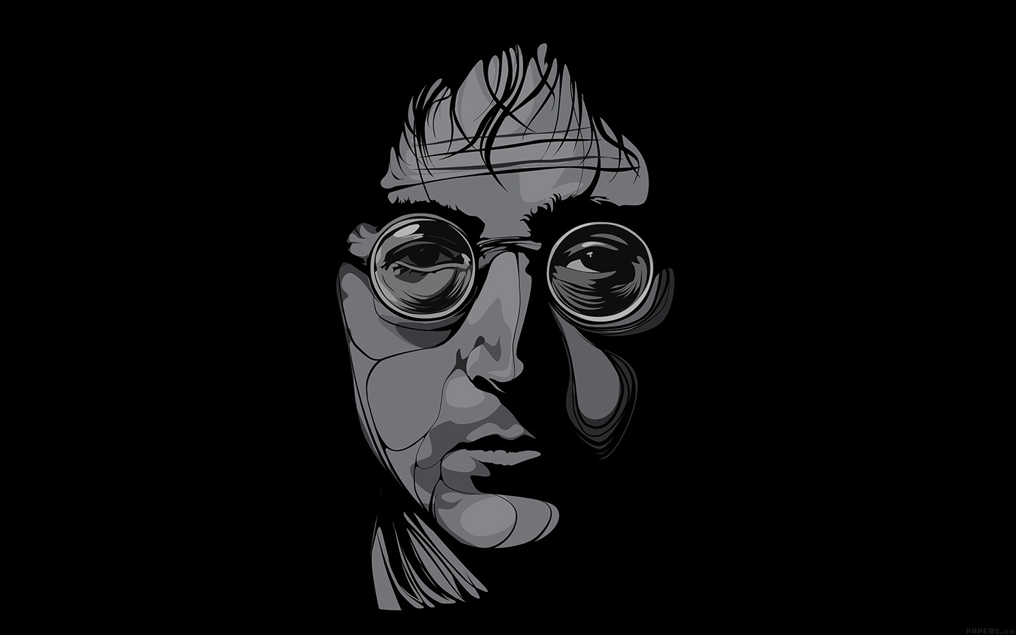 john lennon life essay Background lead member of the english rock group the beatles, john  lennon was a  how did lennon's early life affect his career.
