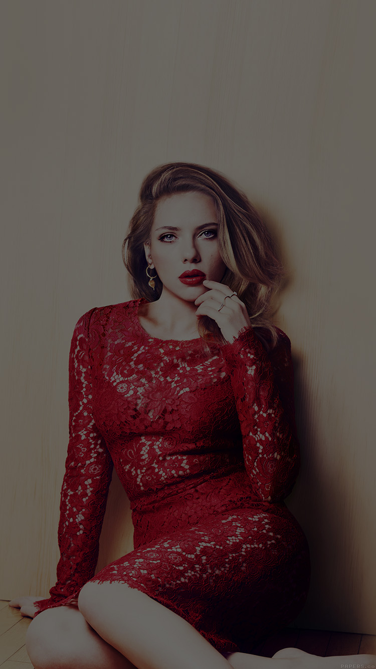 iPhonepapers.com-Apple-iPhone8-wallpaper-hd57-scarlett-johansson-dark-celebrity-sexy-red