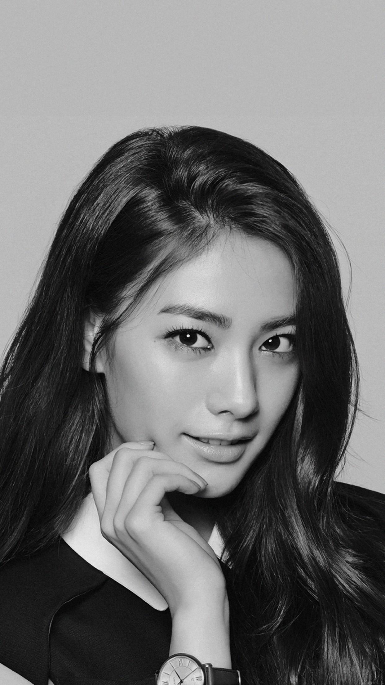 hd62-nana-kpop-idol-dark-bw-music-sexy-girl - Papers.co