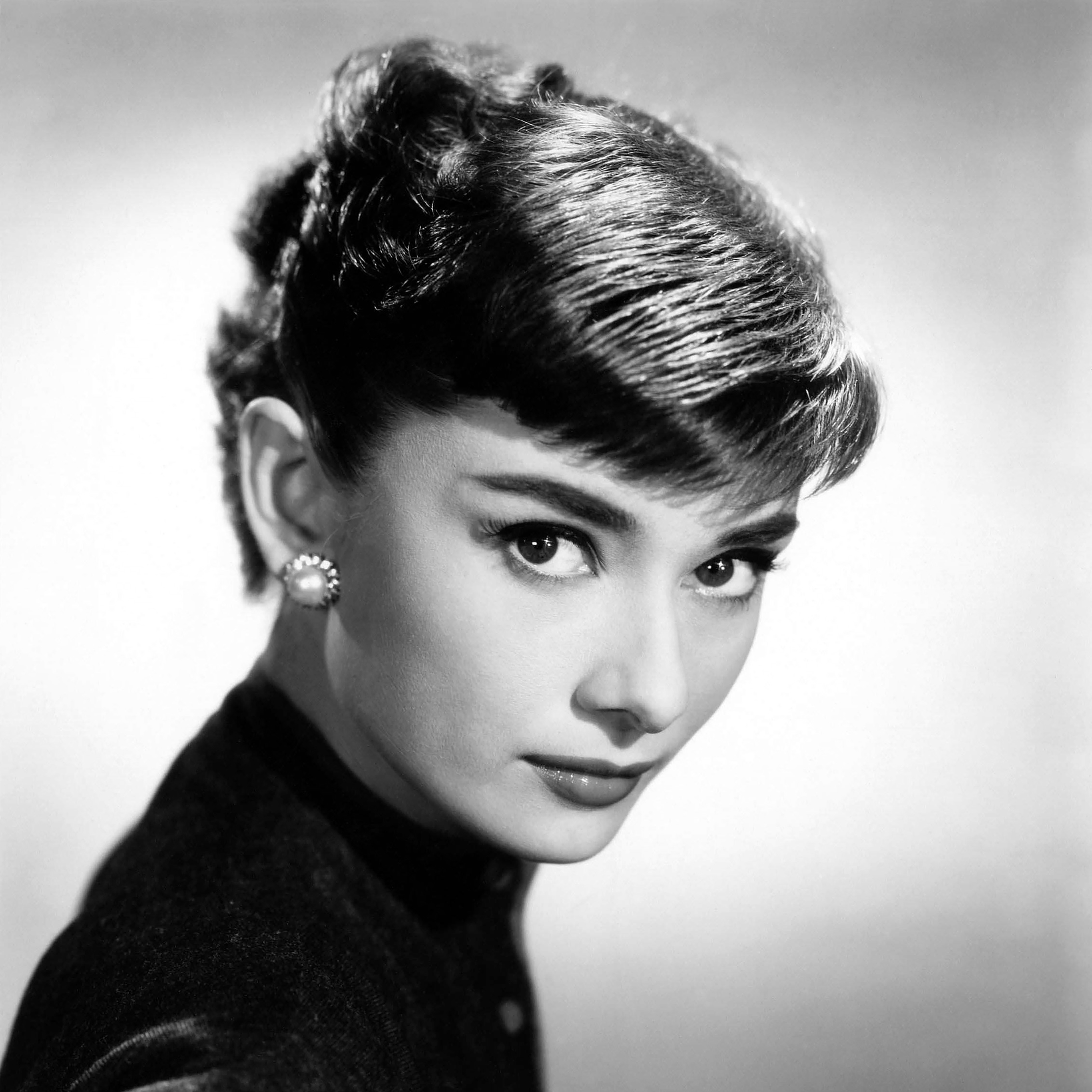 Hd87 Audrey Hepburn Sexy Classic Celebrity Papers Co