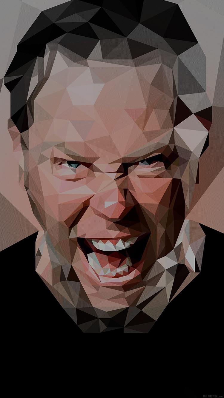Papers.co-iPhone5-iphone6-plus-wallpaper-he24-james-hetfield-music-metallica-bw