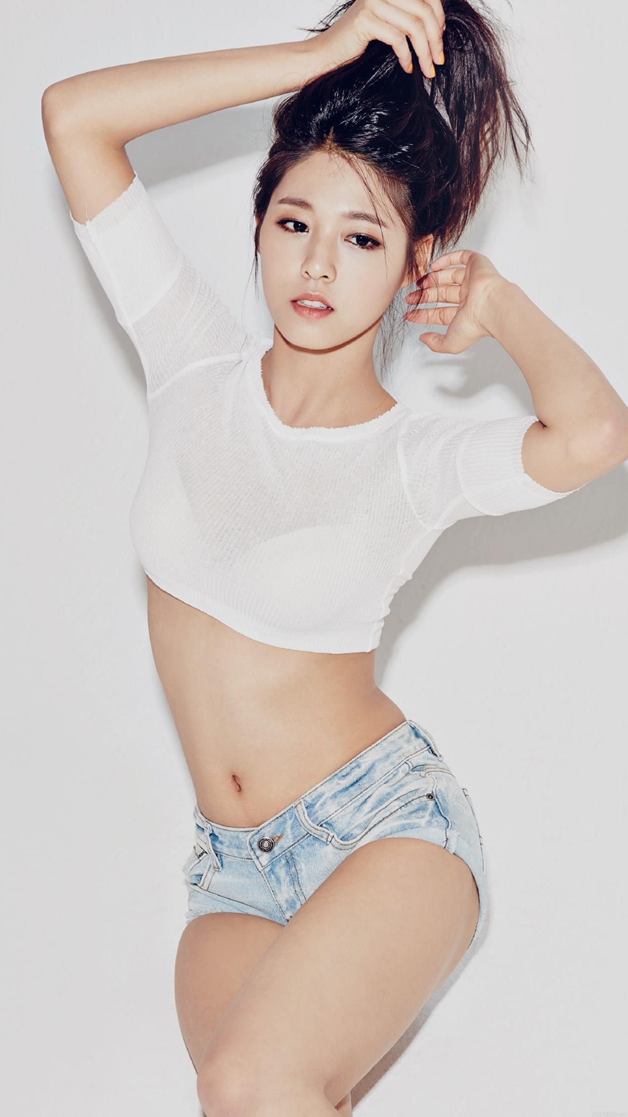 Iphone6papers He38 Seolhyun Kpop Aoa Sexy Girl Music