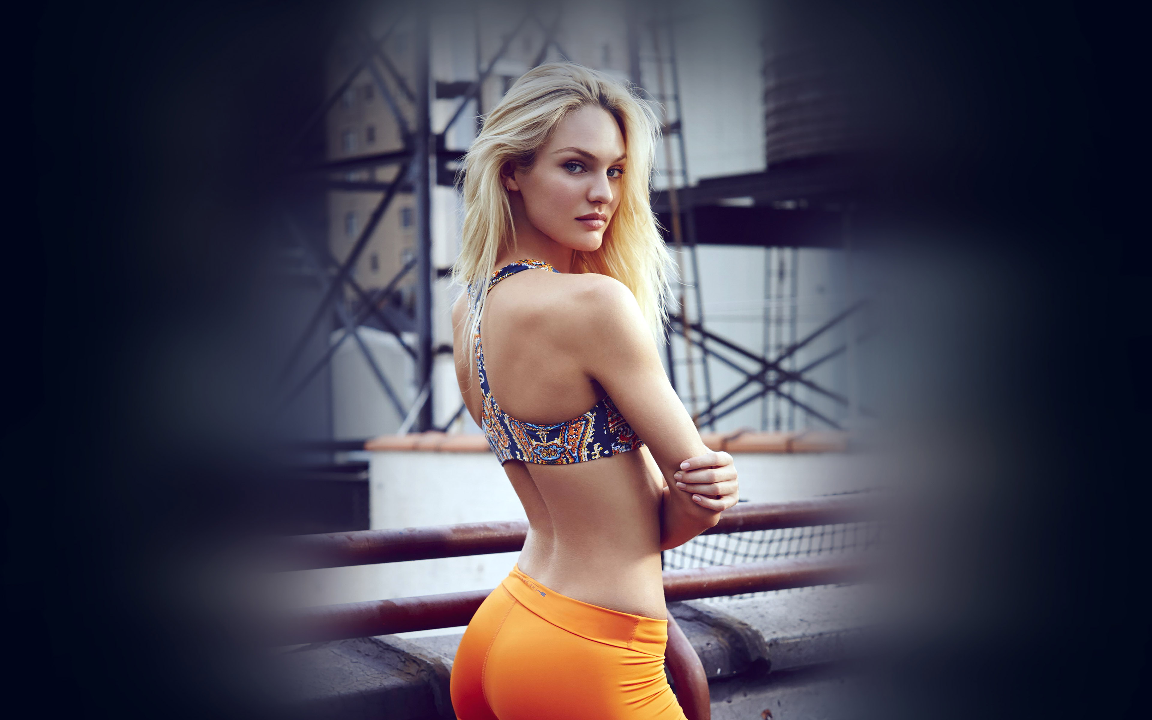 He45 Blonde Sexy Victoria Angel Candice Swanepoel Papers Co