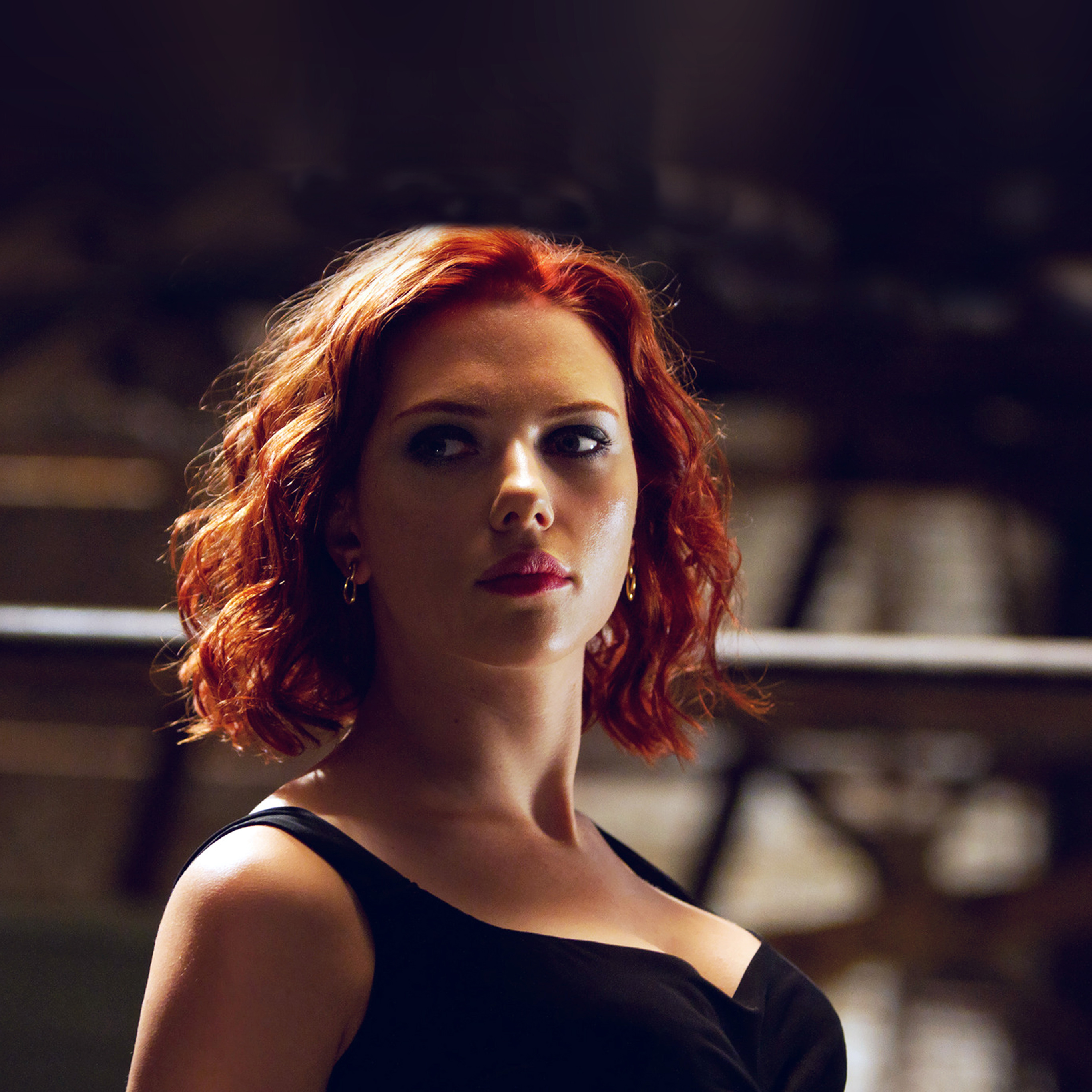 Hf29 Avengers Natasha Scarlett Johansson Sexy Hero Papers Co
