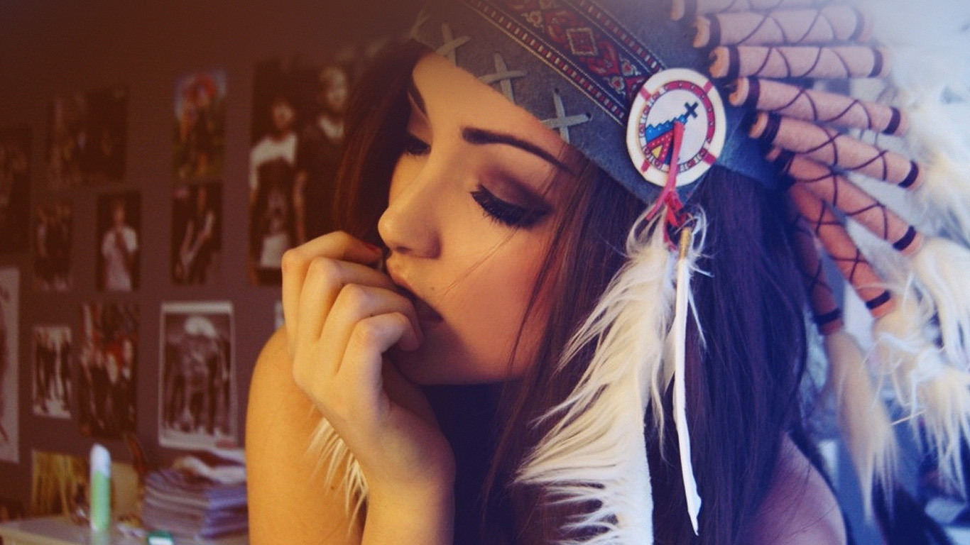 desktop-wallpaper-laptop-mac-macbook-airhf38-melanie-iglesias-sexy-indian-costume-model-wallpaper