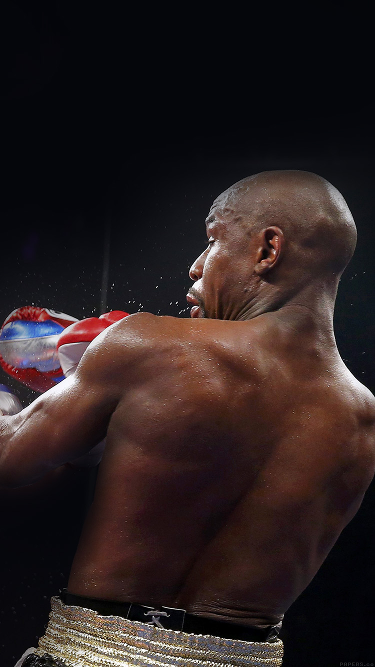 Papers.co-iPhone5-iphone6-plus-wallpaper-hf41-floyd-mayweather-undefeated-champion-boxing-sports