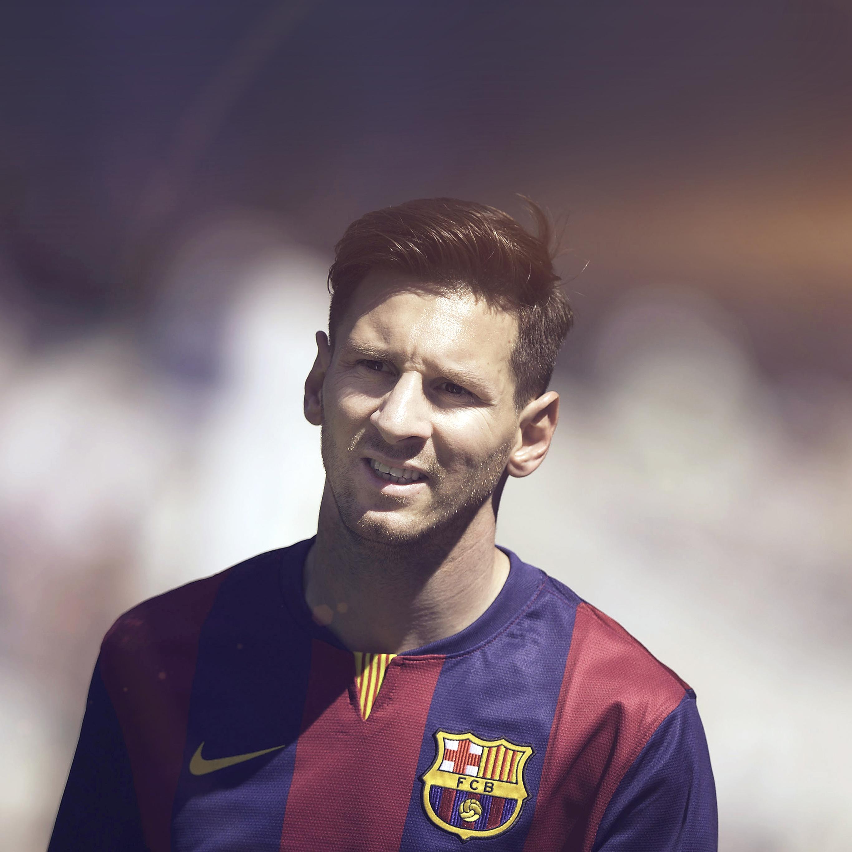 Hf60 Lionel Messi Barca Sports Soccer