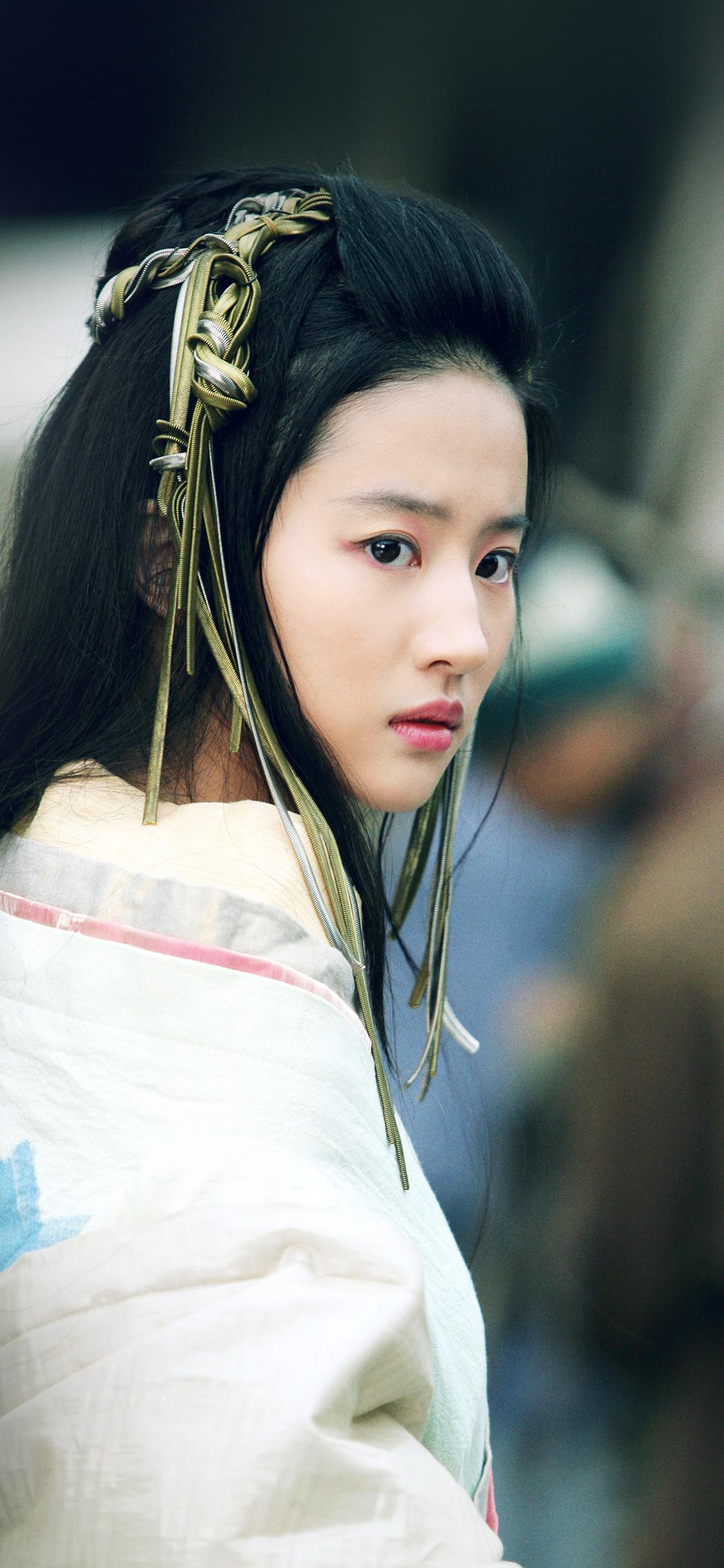 iPhoneXpapers.com-Apple-iPhone-wallpaper-hf81-liu-yifei-china-star-film-actress-model-singer