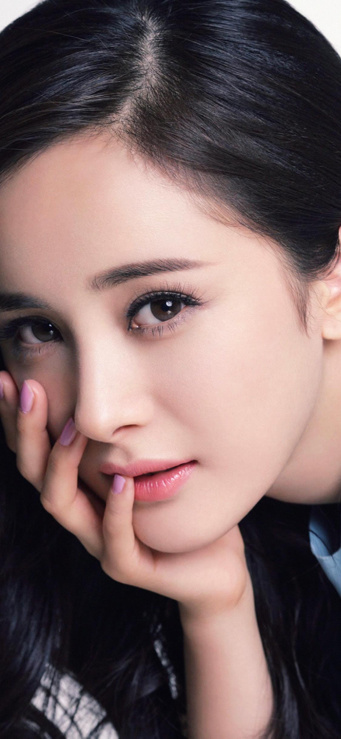 iPhoneXpapers.com-Apple-iPhone-wallpaper-hg12-yang-mi-chinese-star-beauty-film