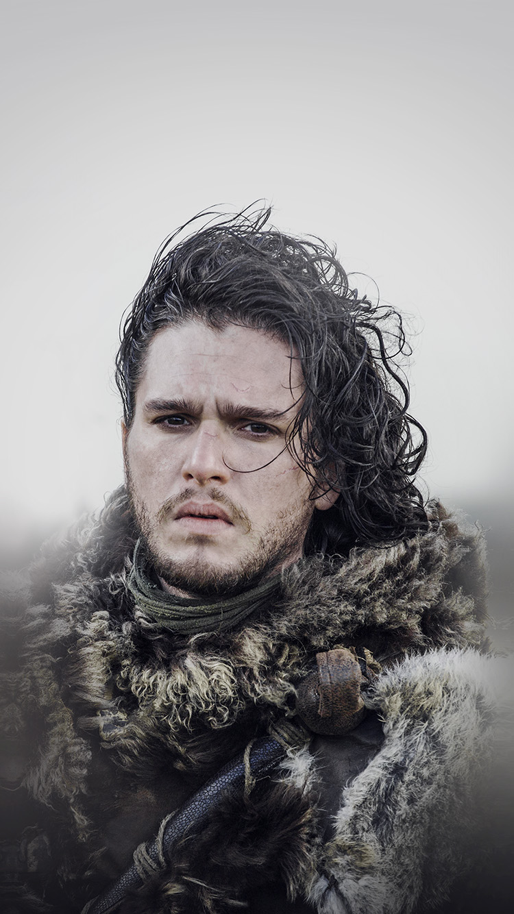 iPhone6papers.co-Apple-iPhone-6-iphone6-plus-wallpaper-hg19-jon-snow-game-of-thrones-film-art