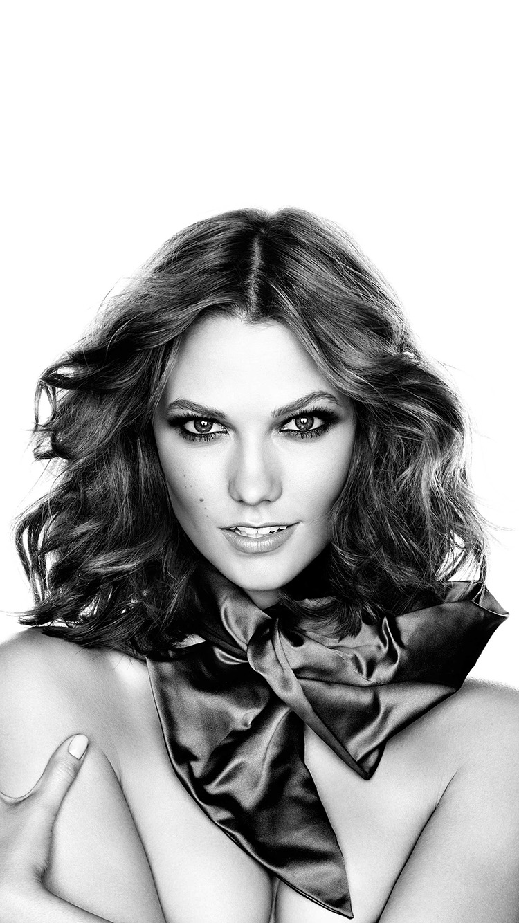 iPhone6papers.co-Apple-iPhone-6-iphone6-plus-wallpaper-hg42-karlie-kloss-model-bw-present-sexy
