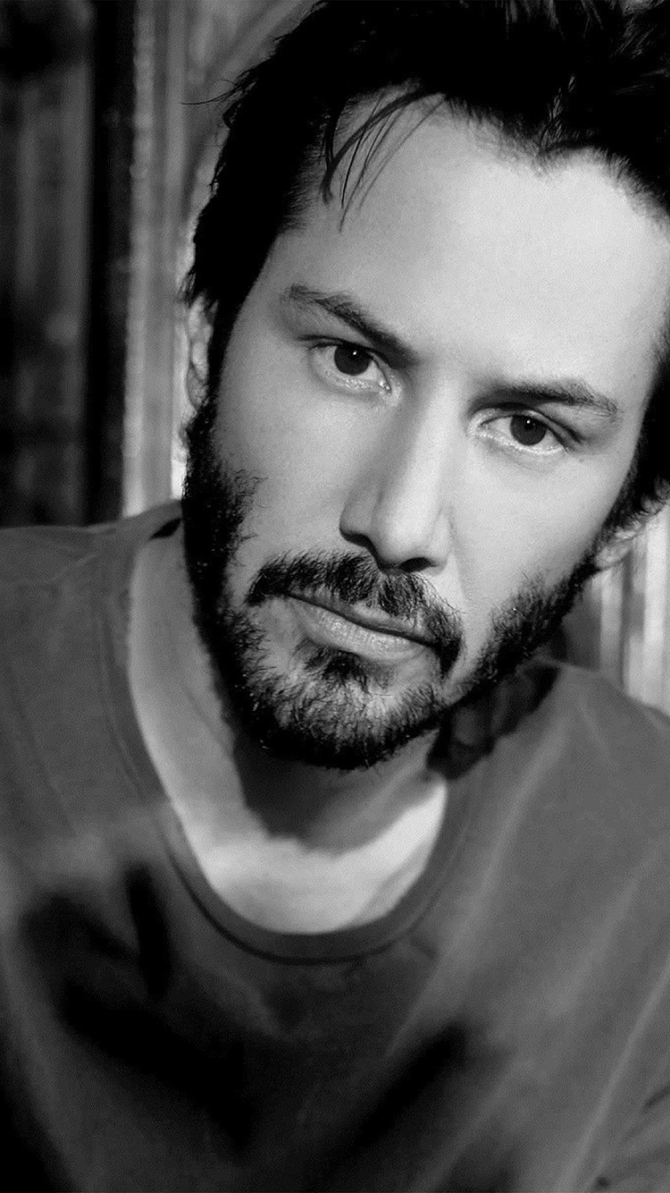 iPhone6papers.co-Apple-iPhone-6-iphone6-plus-wallpaper-hg53-keanu-reeves-bw-dark-actor-celebrity