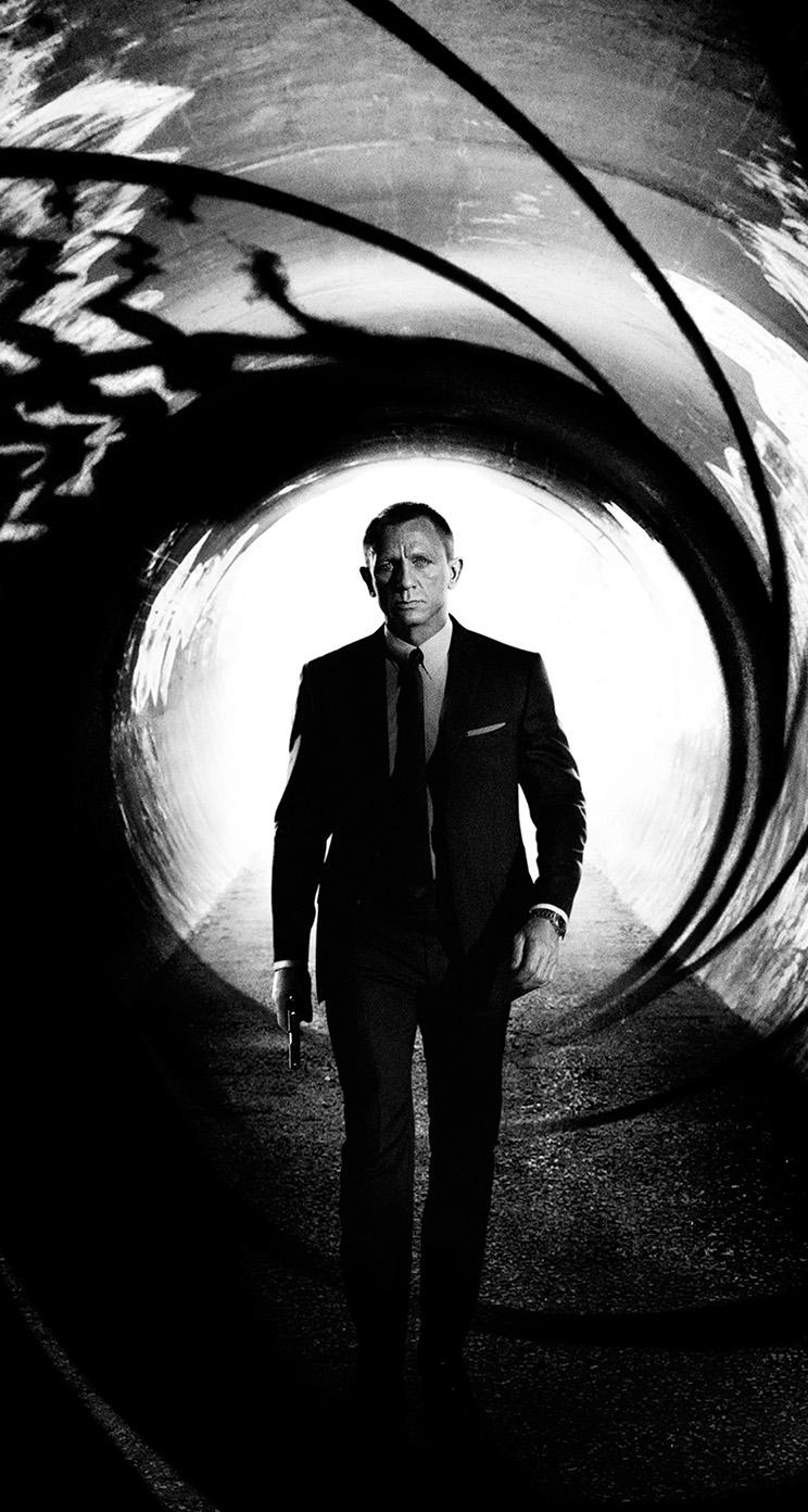 Freeios7 hg70 james bond 007 skyfall film poster - James bond wallpaper iphone 5 ...