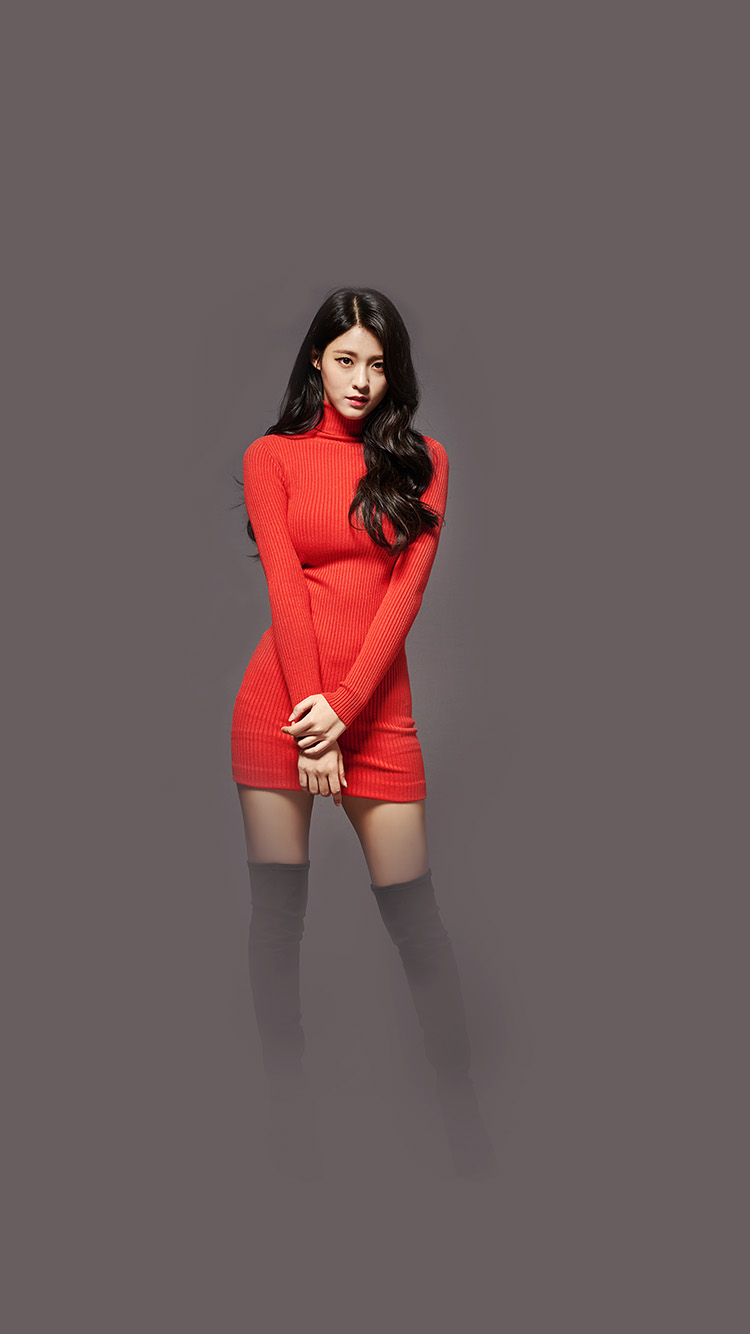 iPhone6papers.co-Apple-iPhone-6-iphone6-plus-wallpaper-hg97-kpop-seolhyun-aoa-red-cute-music