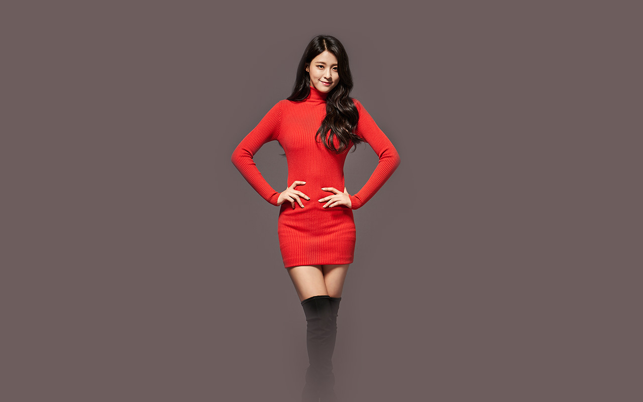 hh00-seolhyun-aoa-red-christmas-cute-music - Papers.co