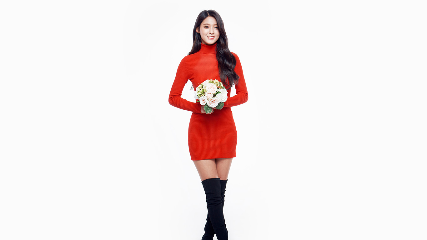 desktop-wallpaper-laptop-mac-macbook-air-hh01-seolhyun-aoa-red-christmas-cute-music-white-wallpaper