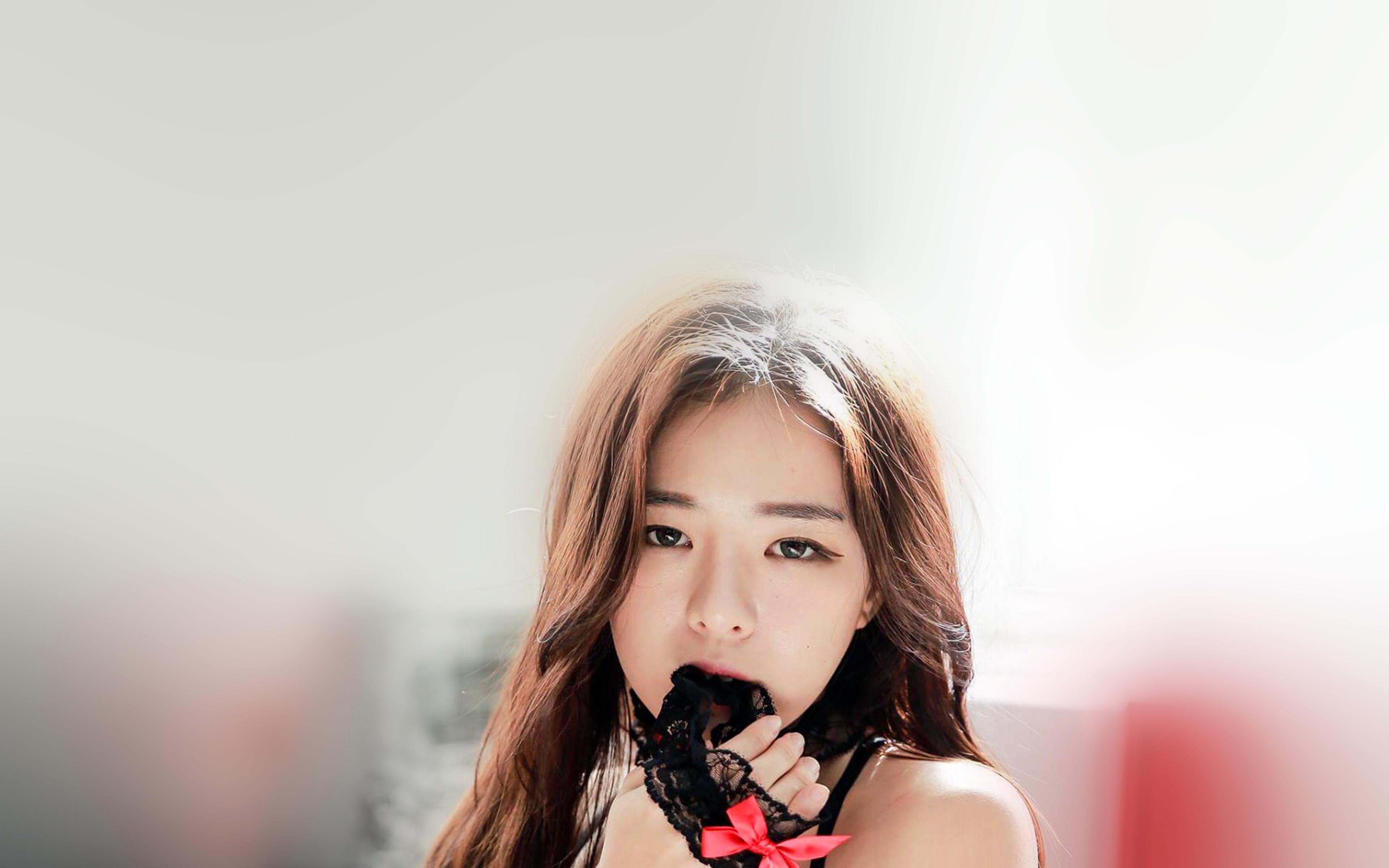 Wallpaper For Desktop Laptop Hh05 Haneul Girl Cute Model Kpop