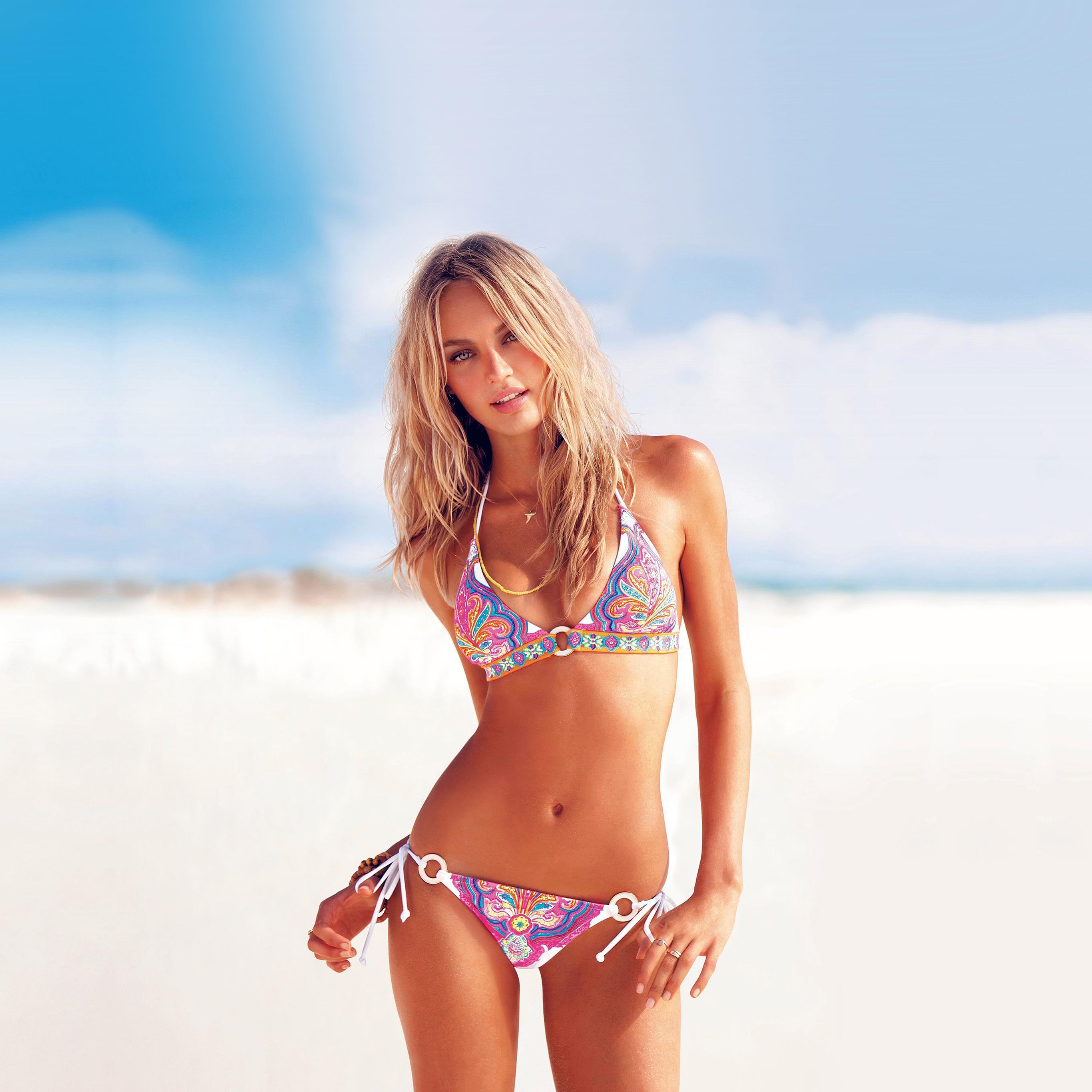 hh14 victoria secret model beach bikini summer. Black Bedroom Furniture Sets. Home Design Ideas