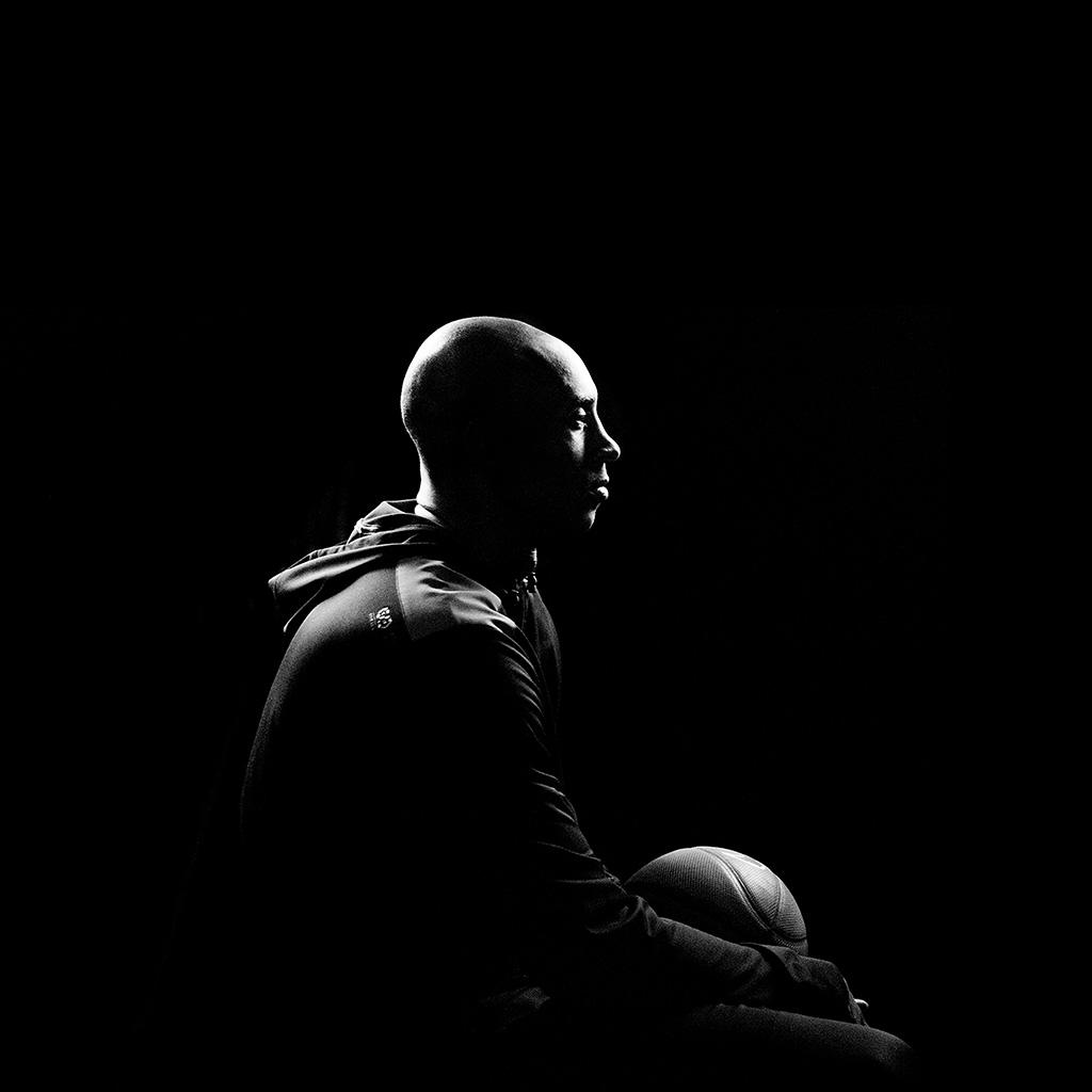 Hh15 Kobe Bryant Nba Sports Basketball Dark Papers Co